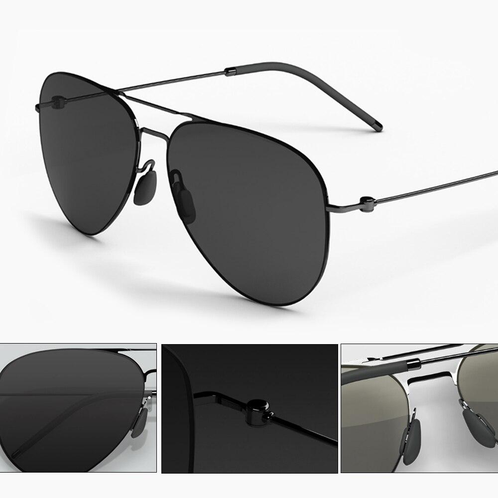 Sonnenbrille Edelstahl-Rahmen Anti-UV polarisierte Sonnenbrille ( farbe : Golden Frame ) IytqUXX