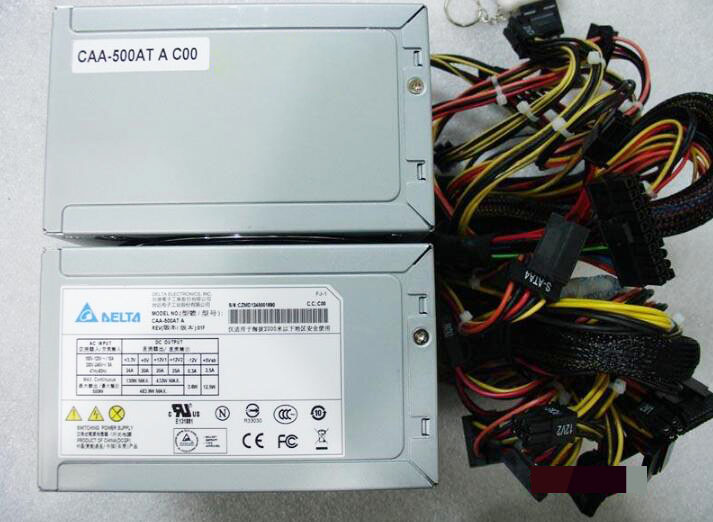 цена на Power Supply CAA-500AT A Rated power 500W Active Smart500