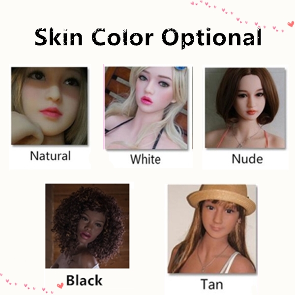 choose skin color for your sex doll