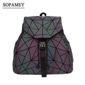 Bao Women Backpack Luminous Dr