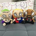 20cm Suicide Squad Plush Toys Cute Animation Figure Dutch ACT Team Doll X Catch Task Force For Kids Boys Girls Gift Stuffed Doll