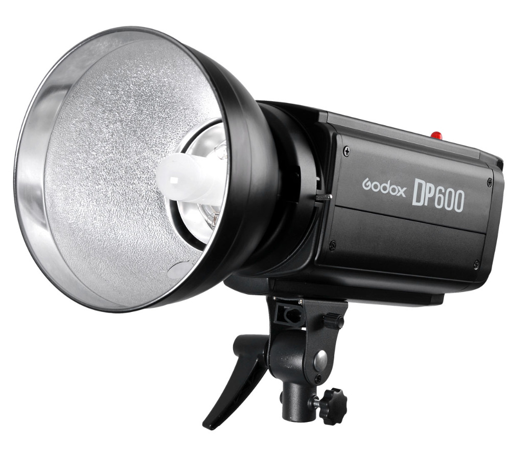 Godox Studio Flash DP Series Flash DP600 Max Power 600WS GN80 Wireless control port