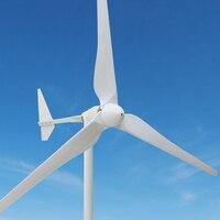 2KW 48V 96VAC Horizontal Wind Turbine / Wind mill / Wind Generator 2000 Watts for house use