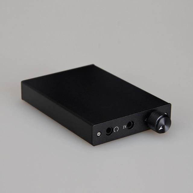 SaoMai HA3 hifi усилитель для наушников с бас кнопку для портативной цифровой аудио lossless mp3-плеер компаньон