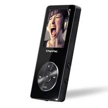 Новый chenfec 22 MP3 плеер 8 ГБ HiFi Звук плеер динамик Спорт MP3 плеер FM Радио Видео Часы Игры Поддержка 128 ГБ SD карты