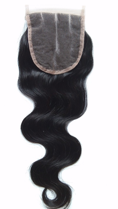 4*4, 5A Brazilian Virgin Hair Lace Closure Straight Body Wave 3-Part, 8-20, Human Hair Top Closure, DHL Free Shipping virgin glueless full lace human hair wigs for black women brazilian full lace wigs with baby hair body wave full lace front wig