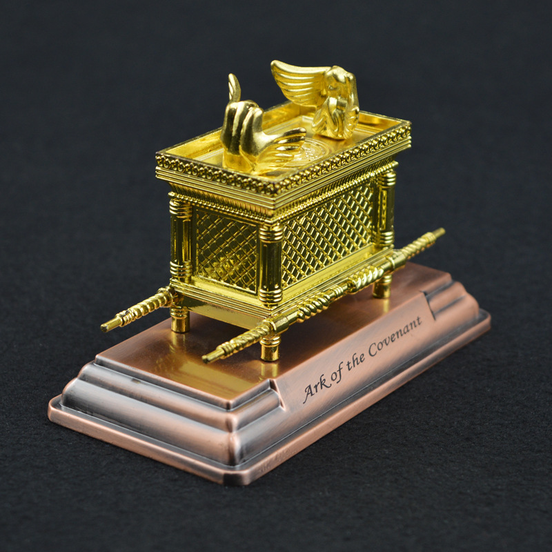 """Image 2 - Sale Amazing Ark Of The Covenant Jewish Testimony Judaica Israel Gift 4"""" Long-in Jewelry Tools & Equipments from Jewelry & Accessories"""