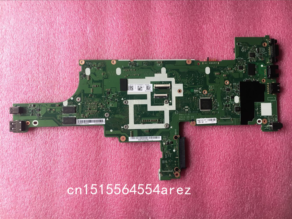 цена Original laptop Lenovo ThinkPad T440 Independent motherboard Mainboard i3-4010 04X4017