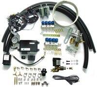 Metano CNG Seqüenciais Kits de Conversão Sistema de Injeção para Carros A Gasolina EFI Cilindro 8 kit kits kit for car kit conversion -