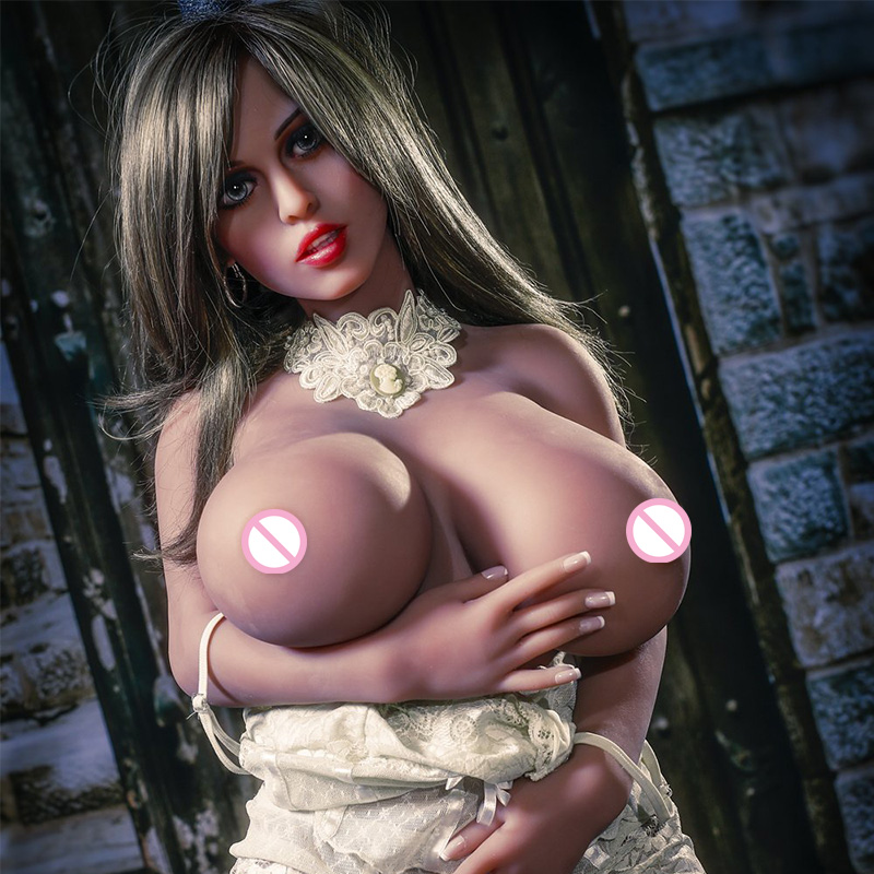 A full Silicone <font><b>Big</b></font> Breast Fat Ass <font><b>Hip</b></font> Butt <font><b>Sex</b></font> <font><b>Doll</b></font> TPE Sexy Toys for Men adult Realistic Europe love <font><b>doll</b></font> Oral Vagina Anal image