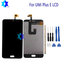 For UMi Plus E LCD Display Touch Screen Panel Digital Replacement Parts Assembly Original 5 5inch