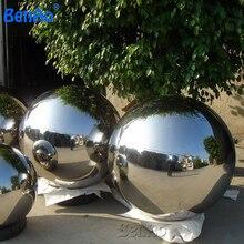AO184 2,0 м Диаметр ПВХ надувной шар надувной Хрустальный зеркальный шар надувной шар Горячая Распродажа