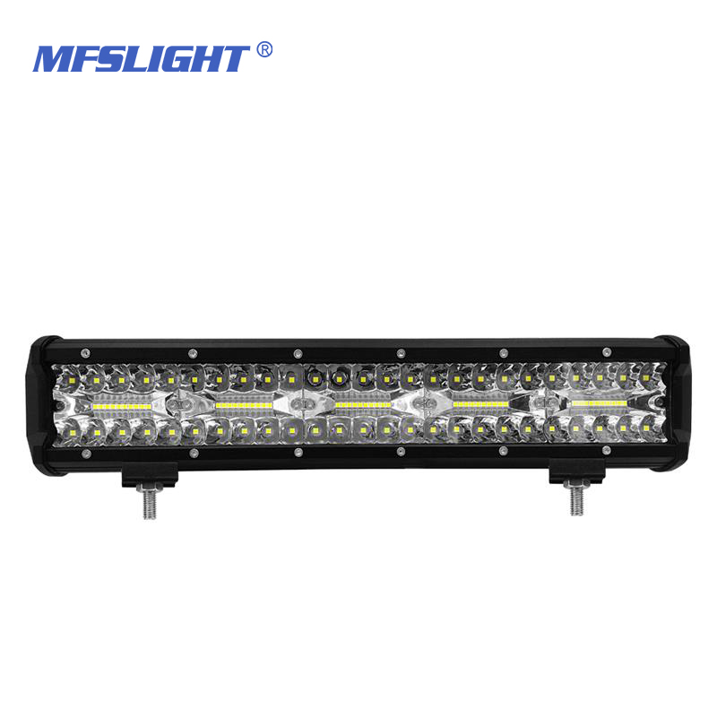 "2X 14/"" Inch 72W PHILIPS Led Light Bar Spot Driving Jeep Tractor Boat ATV 12V24V"