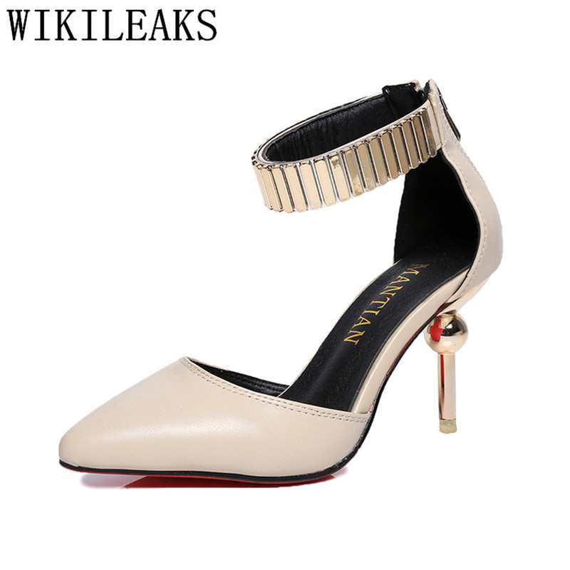 2018 designer sandals women wedding shoes Leather woman pumps Luxury Brand red sole fetish high heels sexy valentine shoes black women luxury shoes platform pumps bridal wedding lolita shoes black red beige bottom peep toe high heels fetish shoes size 4 16