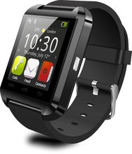 Die Niedrigsten Preis Smart Uhr u8 von Smart Elektronische Uhr Fabrik Großhandel für smartwatch Android LG Huawei Samsung s7 HTC