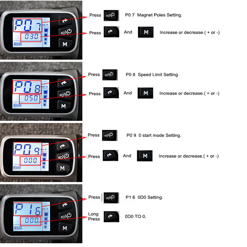 BATTERY DISPLAY DETAILS