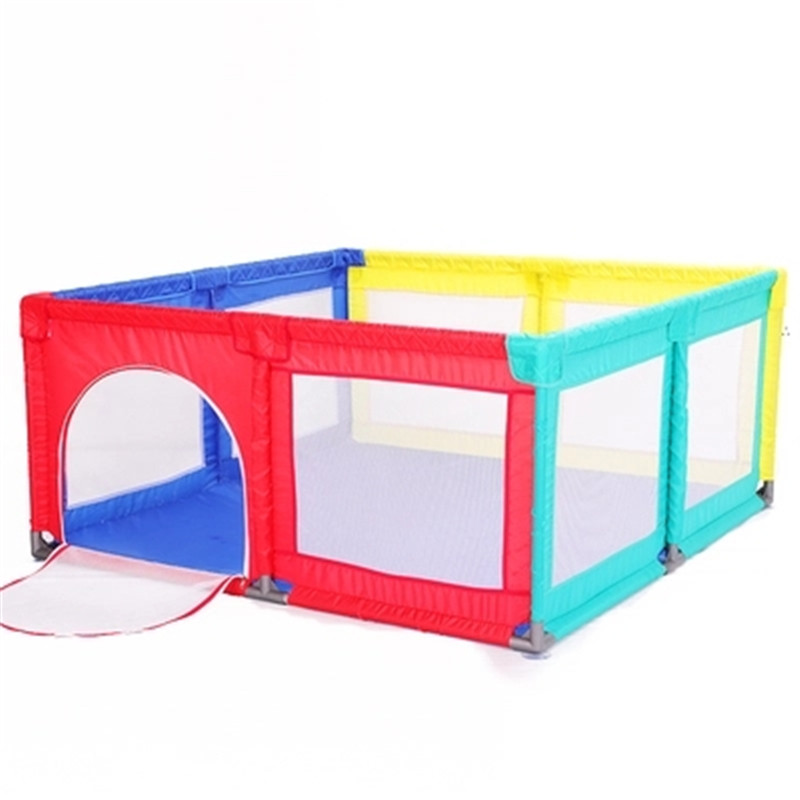 1.2M 1.5M 1.8M 2 In 1 Baby Playpen Bed Baby Fence Kid Activity Safety Protection Fence Bedding Fencing Ground Or Bed Baby Gate