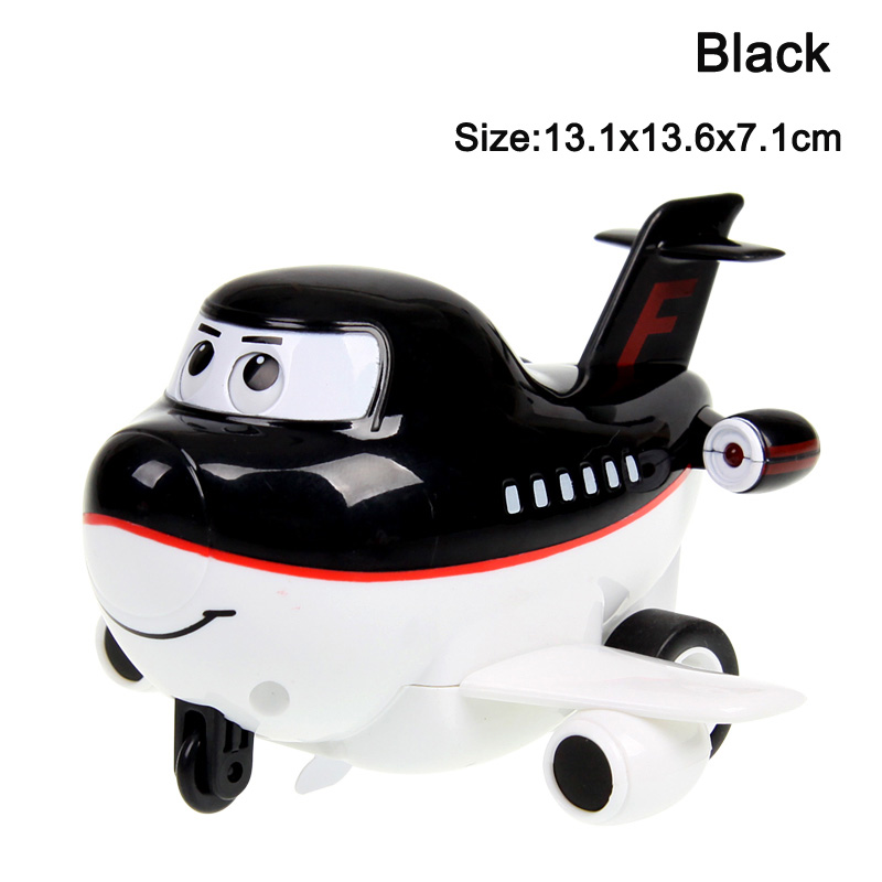 ของเล่นไฟฟ้าสำหรับเด็กบ่อเครื่องบินกับดนตรีเบาแรงเสียดทานเครื่องบิน Electri รถเครื่องบินของเล่นดึงกลับรถเครื่องบินเครื่องบินของเล่น