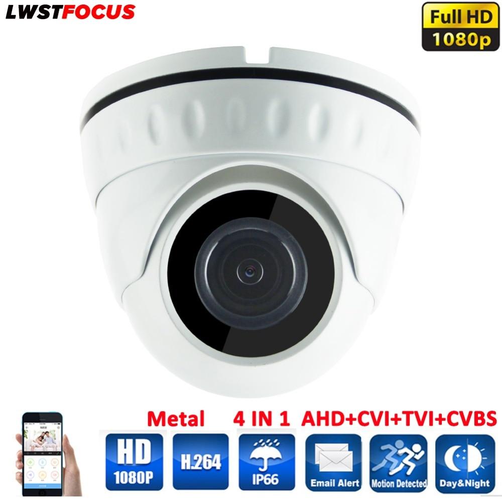 LWSTFOCUS Metal Waterproof 2MP Security Surveillance Dome Camera AHDH 1080P F22+1080E Sensor FULL HD 1080P AHD Camera OSD Cable sony imx322 ahd camera ahdh 1080p full hd cctv surveillance security camera osd button