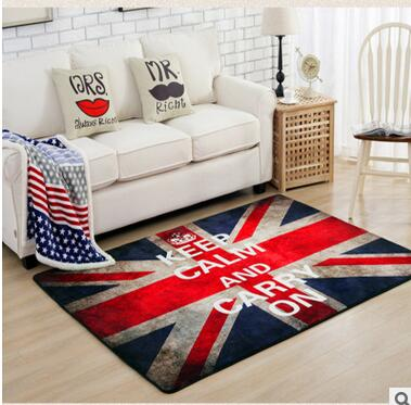 British Flag Rug