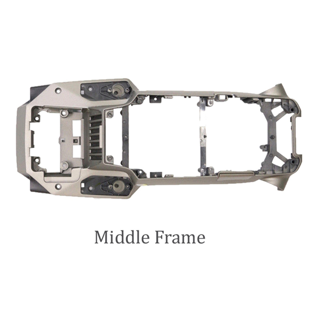 Original  DJI Mavic Pro Platinum Repair Parts Right Left Rear Arm Top Bottom Housing Shell Middle Frame Replacement Part Drone 3
