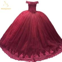 Bealegantom Elegant Ballundy Ball Gown Кружевные платья Quinceanera 2018 Lace Up Sweet 16 Dress Debutante Vestidos De 15 Anos QA1248