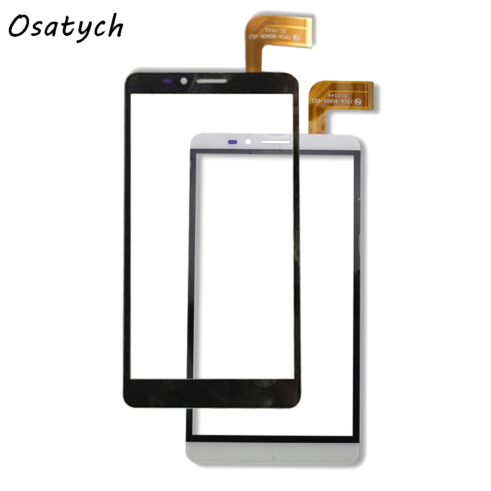 New 6 inch Touch Screen for Ginzzu ST6040 ST 6040 Tablet Panel Glass Sensor Digitizer Replacement + Repair Tools original new genuine 11 6 inch tablet touch screen glass lens digitizer panel for hp x360 310 g1 replacement repairing parts