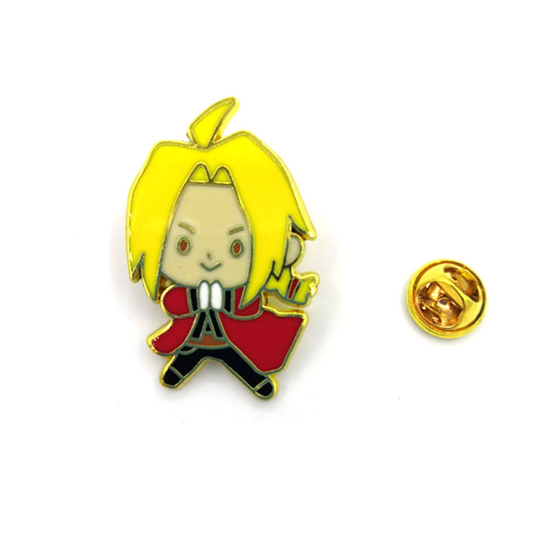 Kingdom hearts couple kids men women 90s funny cartoon backpack clothes diy decoration Enamel Brooches badge collar pins gifts in Brooches from Jewelry Accessories