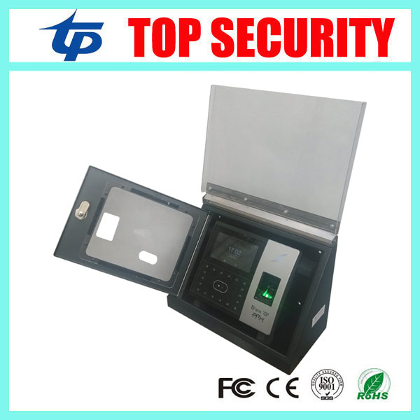 Iface serious face time attendance iface302 iface702 iface502 protect metal box waterproof iface protect cover good quality free