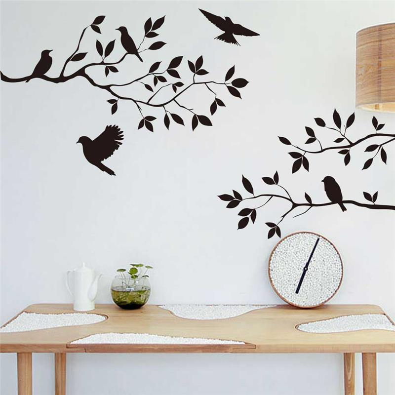 Popular branch trees buy cheap branch trees lots from china branch trees supp - Deco murale originale metal ...