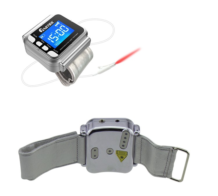 650nm Lower level laser therapy watch for blood purify