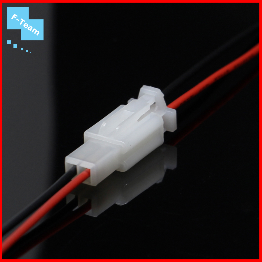 9set 2.8mm auto connector cable cars electric vehicle motorcycle air ...