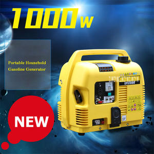 Gasoline-Generator Portable 1000W Small Home Household 220V 88CC Single-Phase