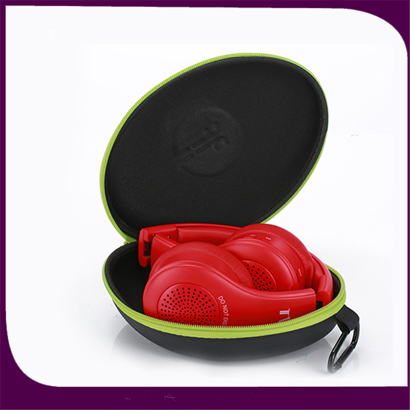 ФОТО Wireless Foldable Heavy Bass Stereo Bluetooth V4.0 Headphone with speaker out