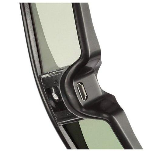 KX-30 Newest Version 3D 96-144Hz Active Shutter Glasses for DLP- Link 3D Ready Projectors