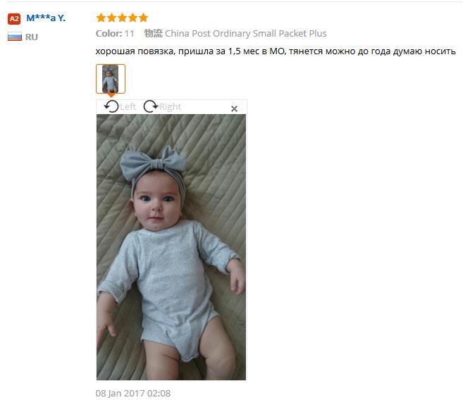 Милые девушки хлопок повязка твердых волосы луки повязки для фуршета видеосалоны 2017 своём прибытия новорожденного хлопка малышей аксессуары для волос