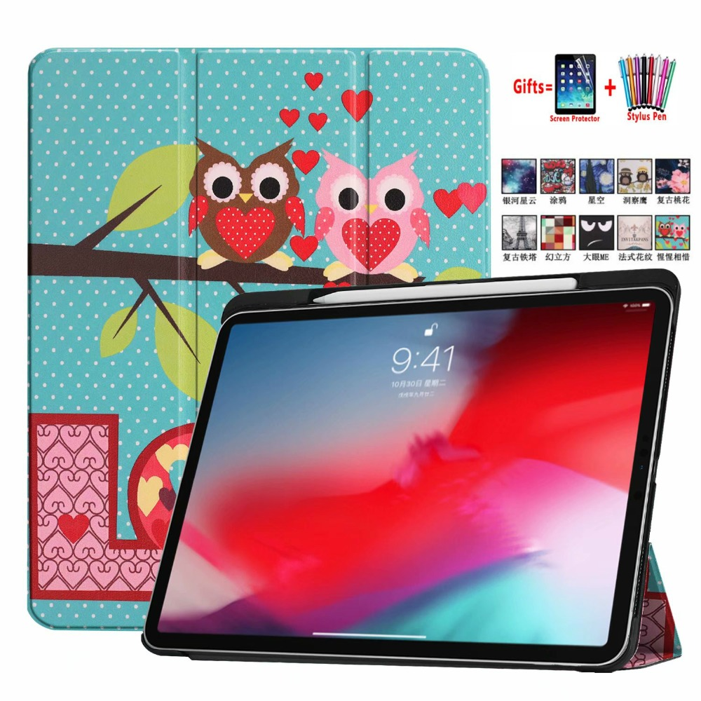Cover Funda-Case Pen-Slot Keyboard-Stand with Generation iPad Bluetooth For Detachable