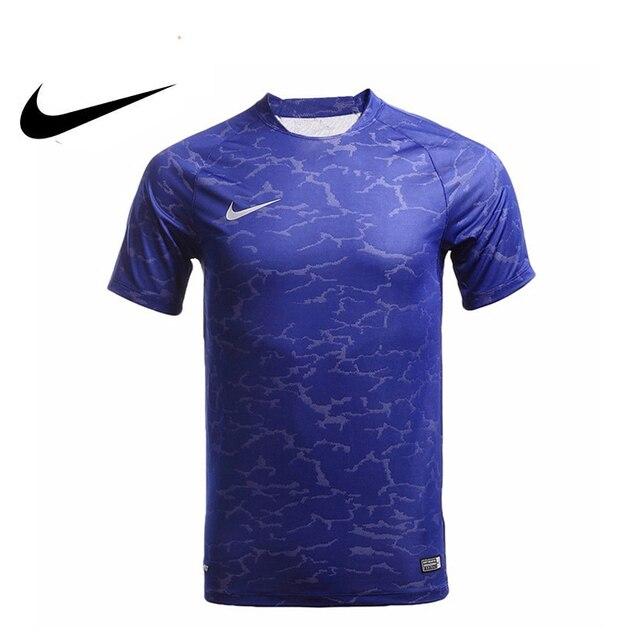 Originales Manga De Hombre Auténticas Camisetas Para Nike Fútbol qZAx7nECw