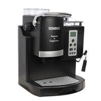 SN 3035 Автоматическая Эспрессо машина кофе чайник с Измельчением фасоли и пенистого молока для дома кофе машина