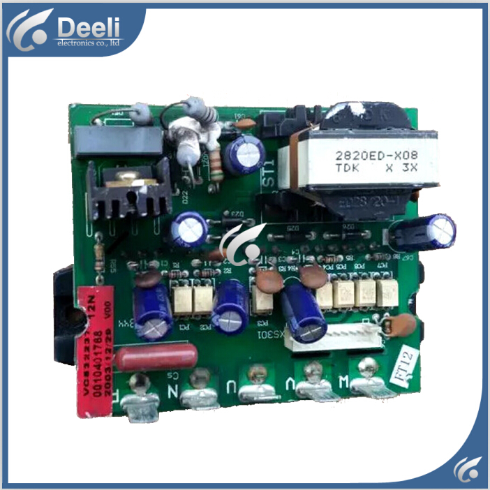 air conditioning frequency conversion module 0010401768 BM05-08 PM20CTM06 good working used qm100tx1 hb 100a500v 6 element darlington frequency conversion speed control module