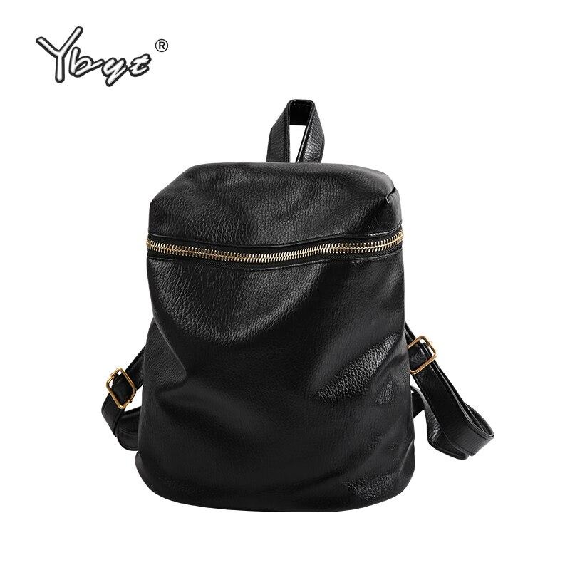 dd70d92a05f14 Moda kobiety plecak duża pojemność Preppy torby szkolne jednolity kolor  wysokiej jakości nastoletnie dziewczyny szkoła kobiet na ramię plecaki