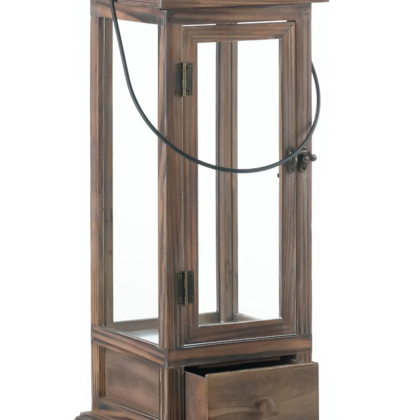 Koehler Home decor Mount Vernon Wooden Lantern - Large цена 2017