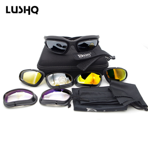 LUSHQ motorcycle goggles moto
