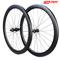 700C Road Disc Brake Wheelset 38mm 50mm Tubular Tubeless NOVATEC 791 792 Cyclocross Bike Carbo Wheel U Shape Rim Bicycle Wheel