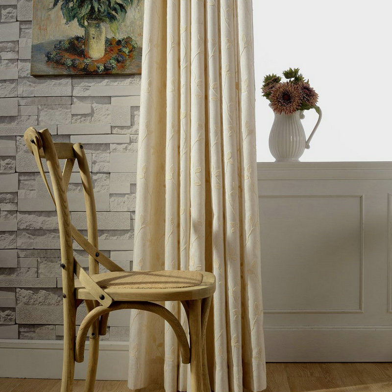 Λευκά είδη Κουρτίνες για σαλόνια - Αρχική υφάσματα - Φωτογραφία 2
