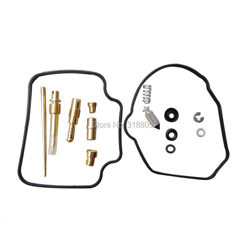 Carburetor Repair Kit Carb Rebuild Kit for Honda Fourtrax