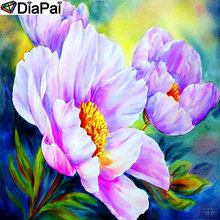DiaPai Diamond Painting 5D DIY 100% Full Square/Round Drill Flower landscape Diamond Embroidery Cross Stitch 3D Decor A24775 diapai 100% full square round drill 5d diy diamond painting flower landscape diamond embroidery cross stitch 3d decor a21095