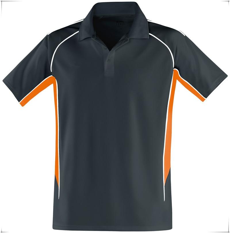 promotion blank polo shirts custom polo logo unisex short