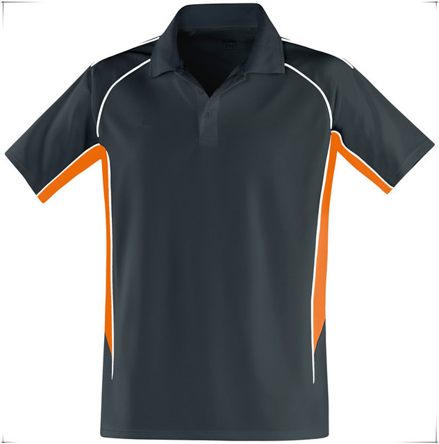 dfb9bbd6 Promotion blank Polo shirts Custom Polo Logo unisex short sleeve pure color Custom  POLO shirts