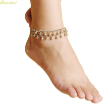 Best price New Chain Anklet Foot Beach Sandal Barefoot Jewelry